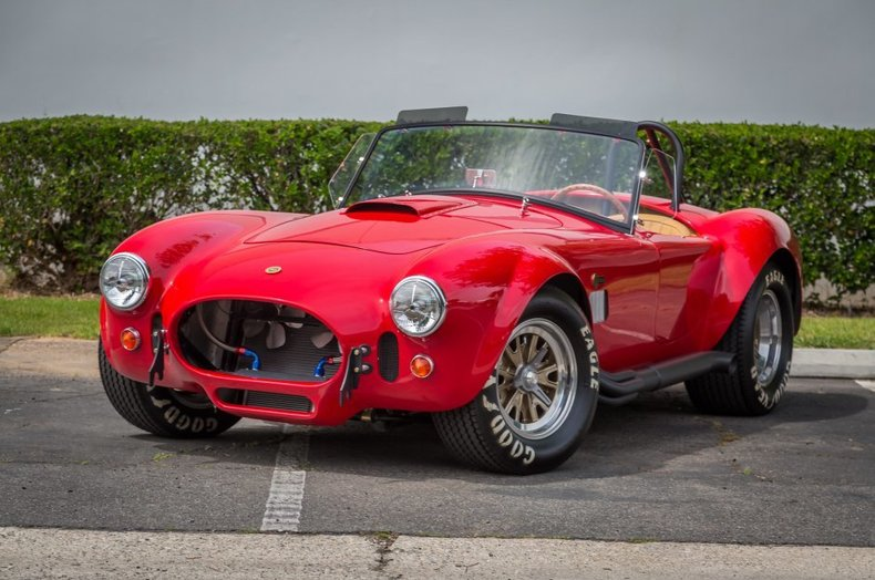 1965 Shelby FAM For Sale