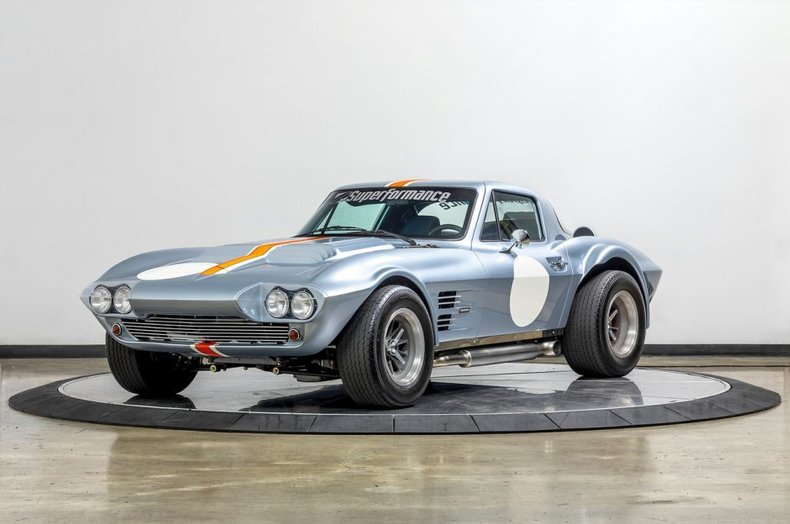 1963 Corvette Grand Sport Superformance Coupe