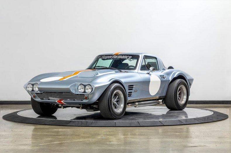 1963 Corvette Grand Sport Superformance Coupe