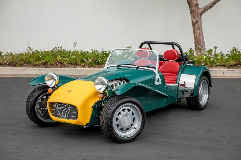 2003 Caterham Seven Clubsport