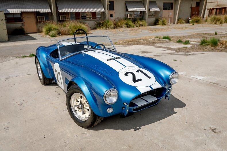 1965 Cobra CSX2000 289 FIA