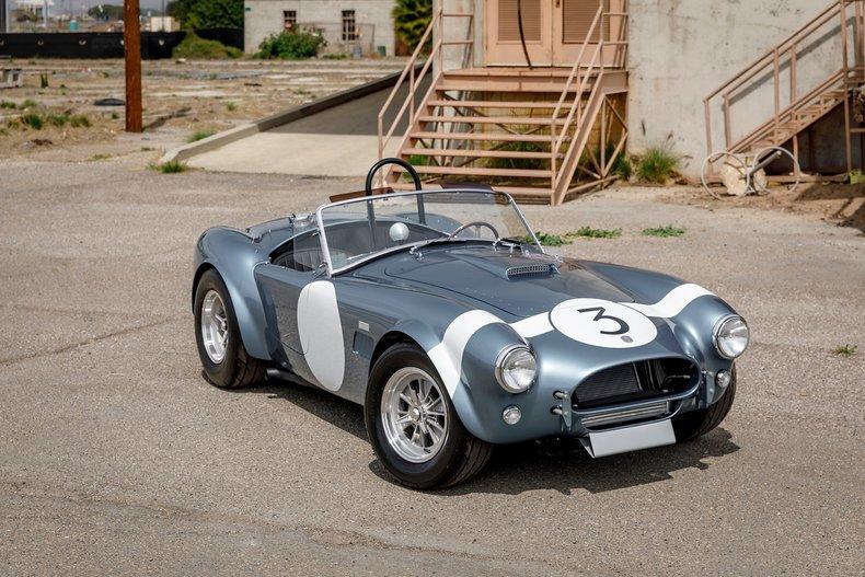 1964 Cobra CSX2000 289 FIA