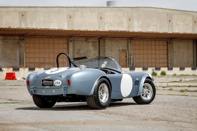 1964 Cobra CSX2000 289 FIA Bondurant Tribute For Sale