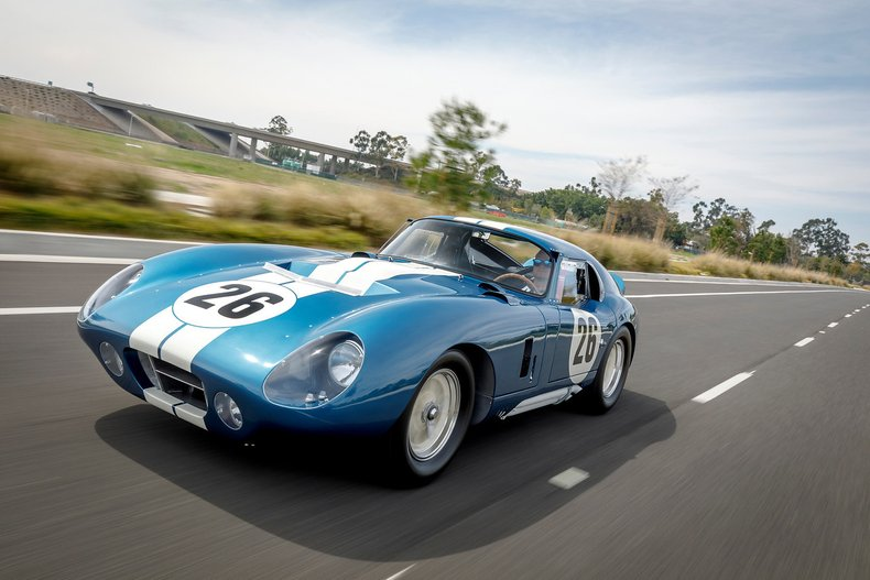 1965 Daytona Coupe Shelby CSX2000