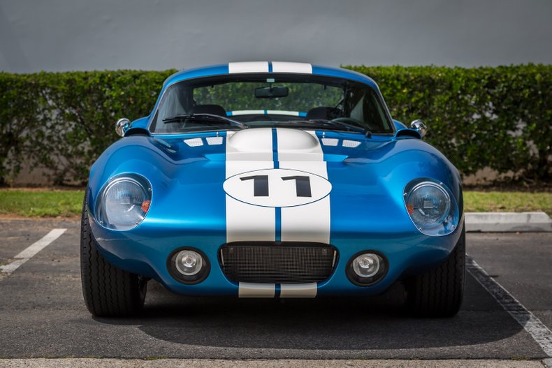 1965 Shelby Cobra Daytona For Sale