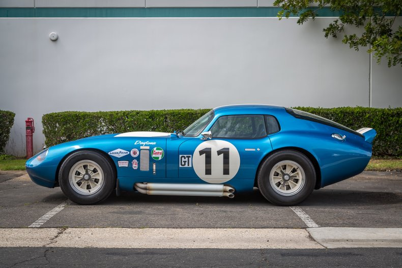1965 Daytona Coupe Shelby CSX9000 For Sale