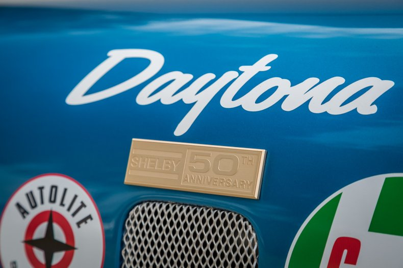1965 Daytona Coupe Shelby CSX9000 For Sale