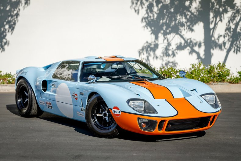 2009 Superformance GT40