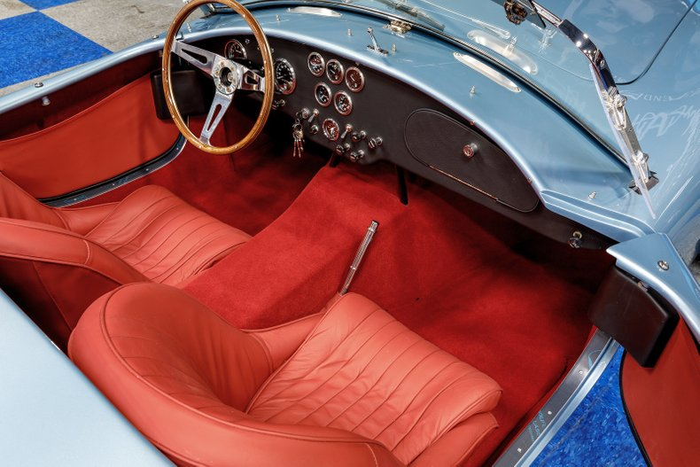 1962 Shelby Cobra For Sale