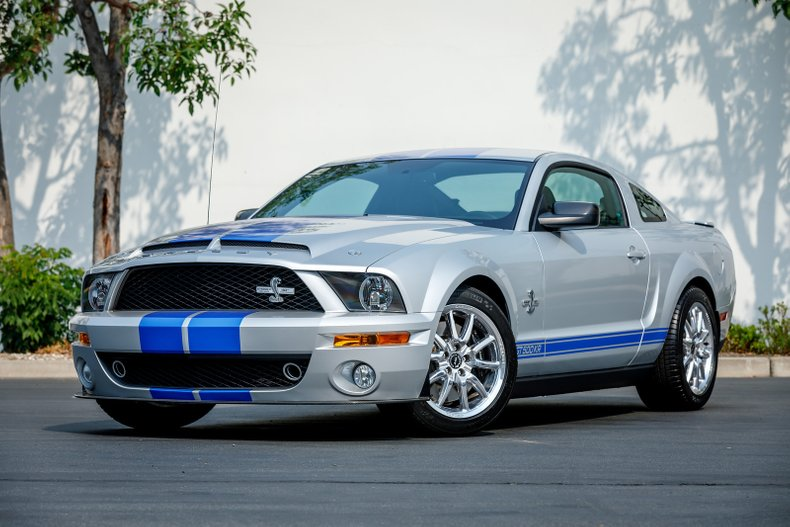 2008 Mustang Shelby GT500 KR
