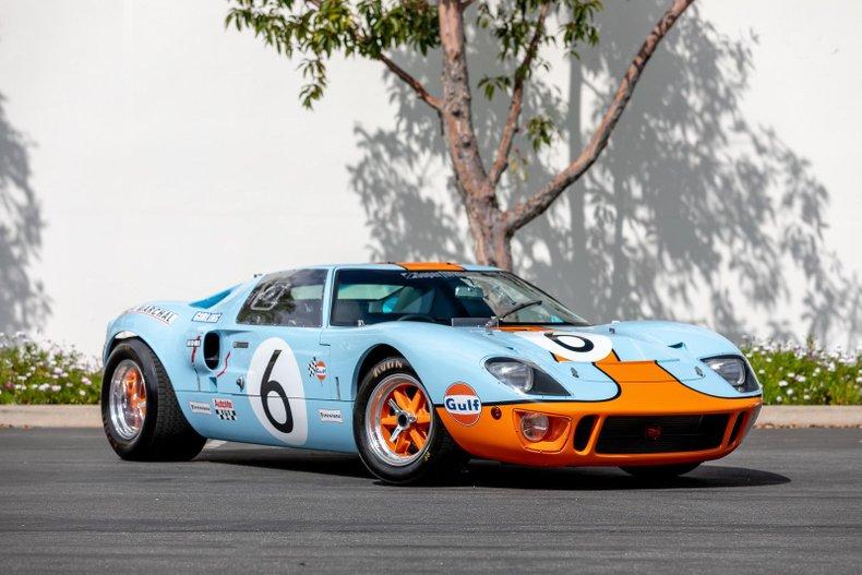 1965 GT40 MKI