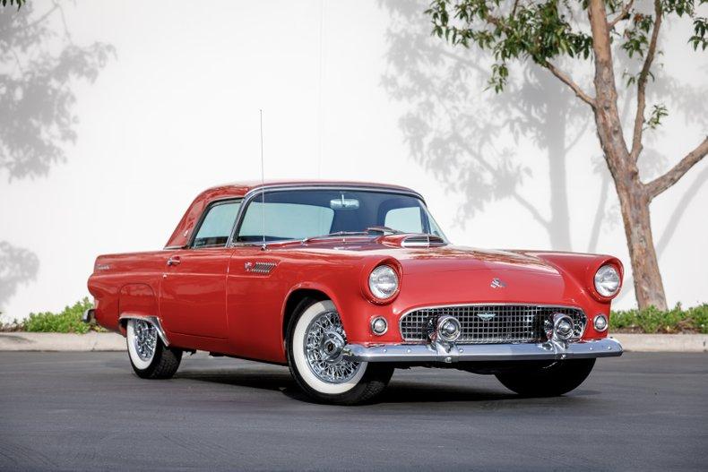 1955 Ford Thunderbird For Sale