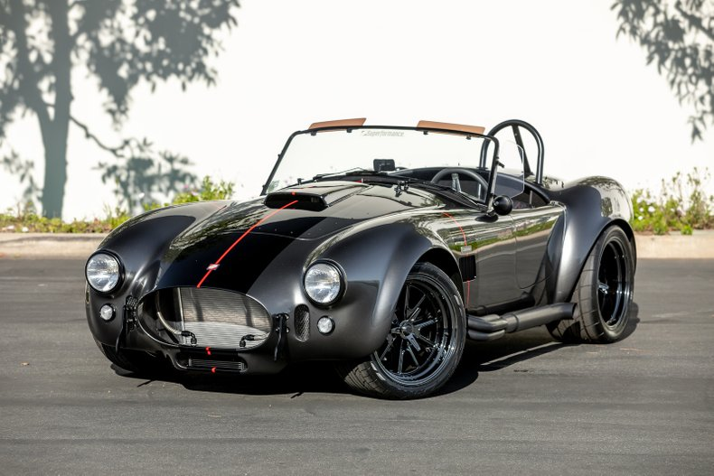 1965 Cobra Superformance MKIII-CS Custom Series