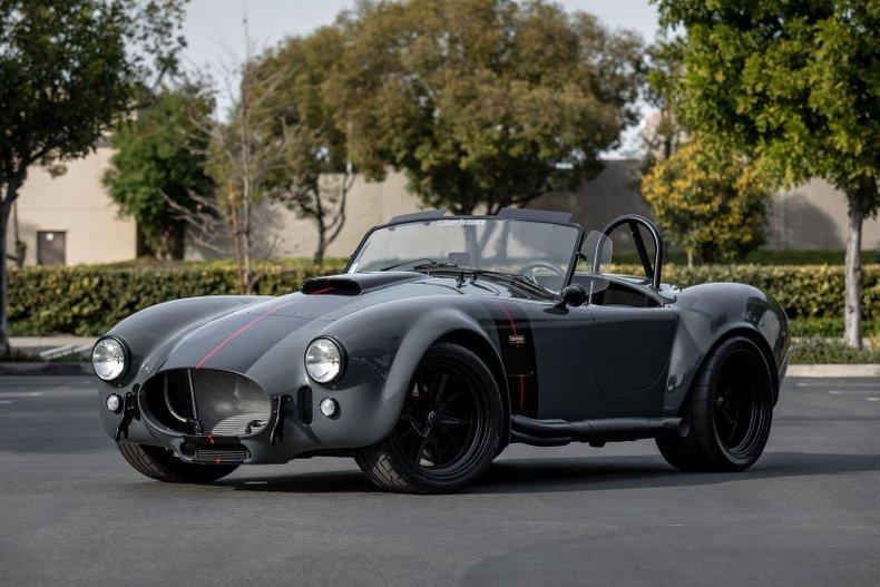 1965 Cobra Superformance MKIII-CS Custom Series