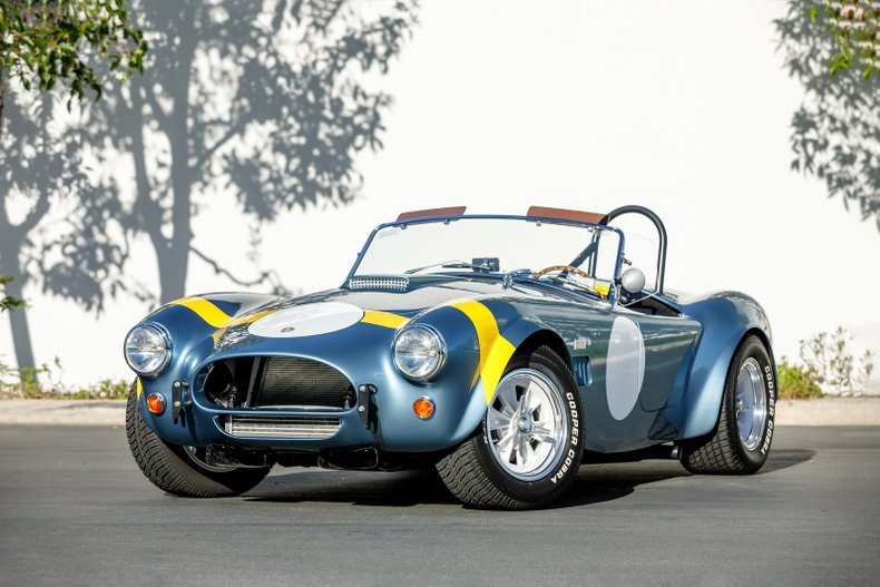 1964 Shelby 50th Anniversary 289 FIA Cobra