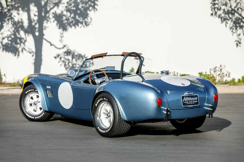 1964 Cobra CSX7000 289 FIA For Sale