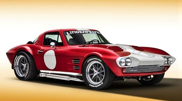 1963 Corvette Grand Sport Superformance Coupe For Sale