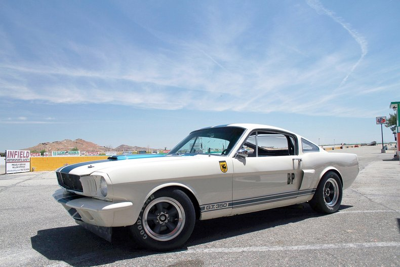 1965 Shelby Mustang