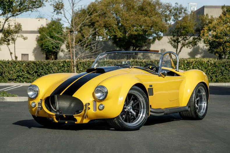 1965 Cobra Superformance MKIII 427SC