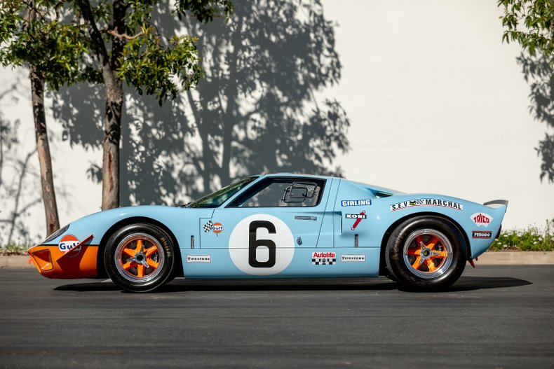 1965 GT40 Superformance MKI | Hillbank Motor Sports