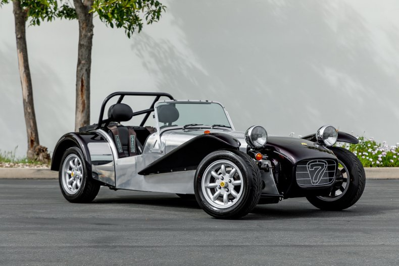 1957 Caterham Seven Zetec For Sale