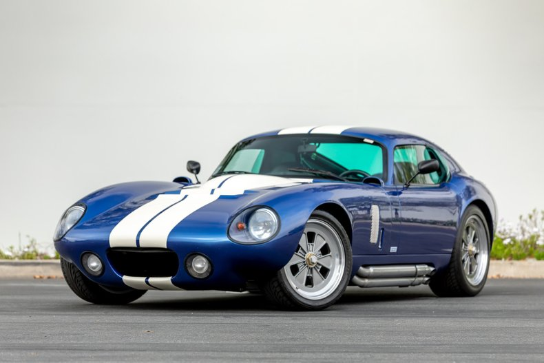1965 Daytona Coupe Superformance Daytona Coupe