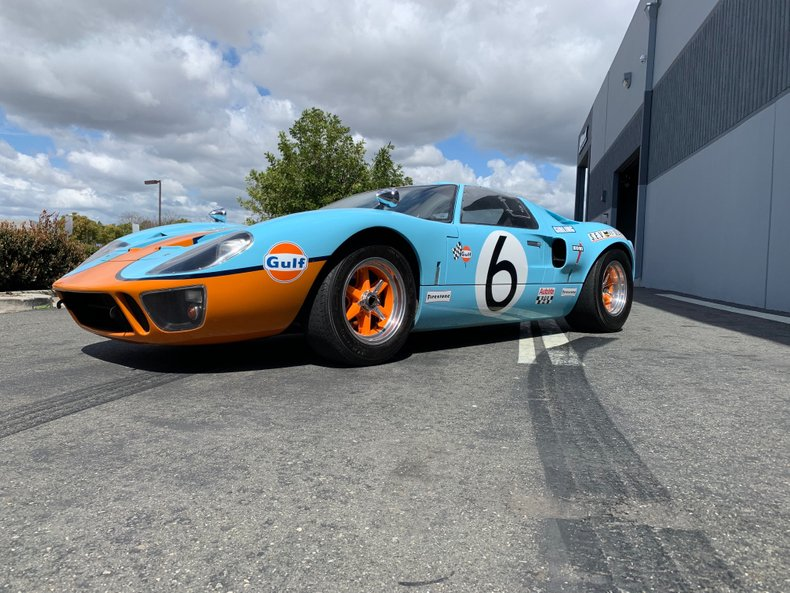 1965 GT40 Superformance MKI