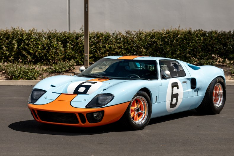 1969 GT40 Superformance MKI