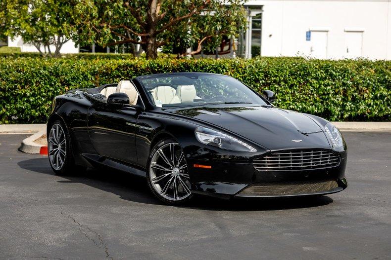 2014 Aston Martin DB9 Volante For Sale