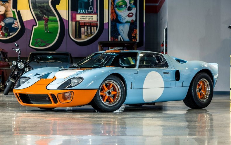 GT40 MKI For Sale
