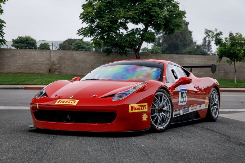 2012 Ferrari 458 Challenge For Sale 171799 Motorious