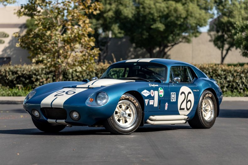 1965 Daytona Coupe Shelby CSX9000