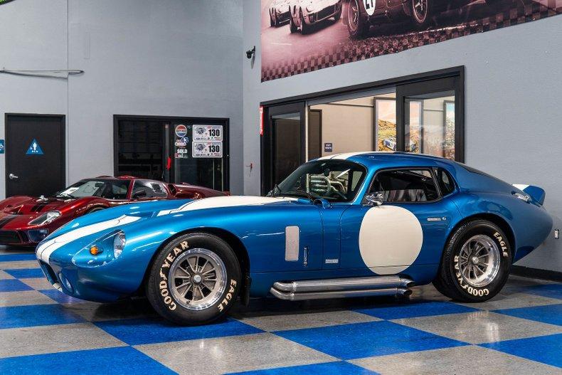 1965 Daytona Coupe Shelby CSX9000