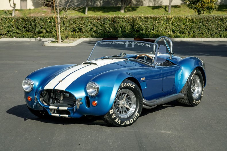 1965 Cobra CSX4000 427S/C For Sale