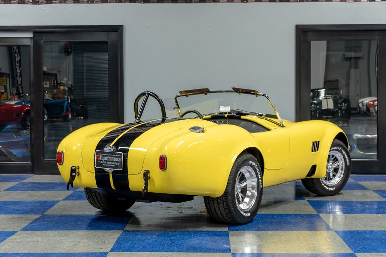 0 Cobra Superformance MKIII 427SC For Sale