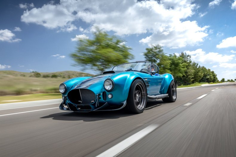 1965 Cobra Superformance MKIII-R