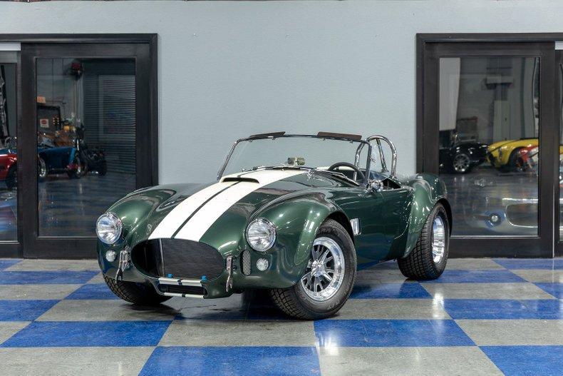 1965 Cobra 427 S/C Superformance MKIII