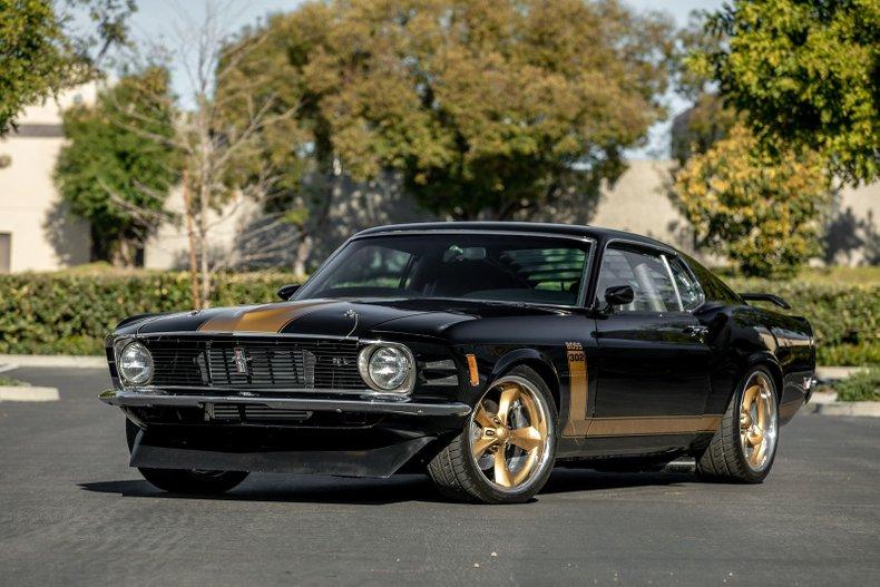 1970 Mustang Boss Custom