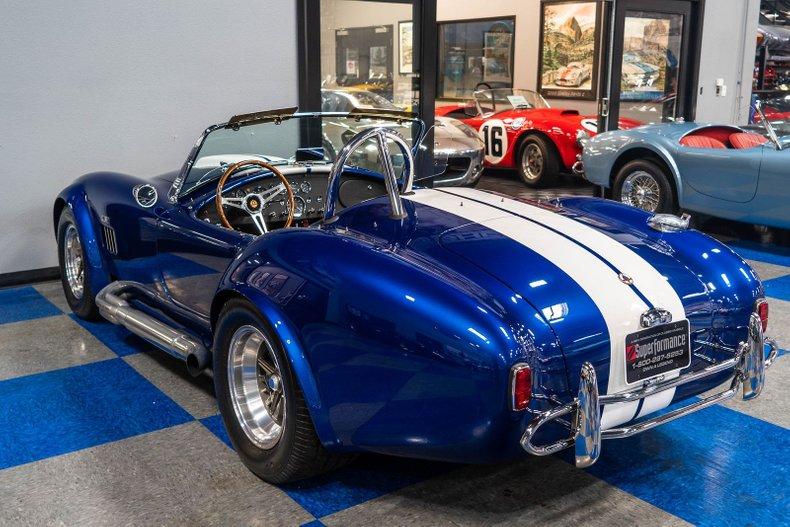 1965 Cobra Superformance MKIII 427SC For Sale