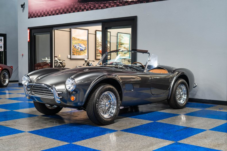 1962 Cobra Superformance MKII 289 Slab Side For Sale