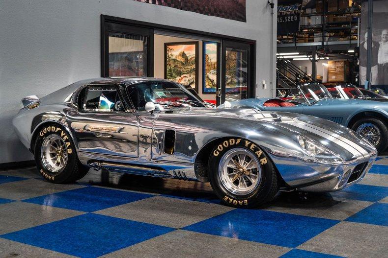1965 Daytona Coupe Kirkham