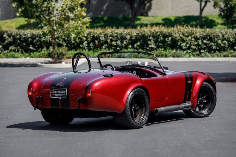 1965 Cobra Superformance MKIII 427SC Custom Series For Sale