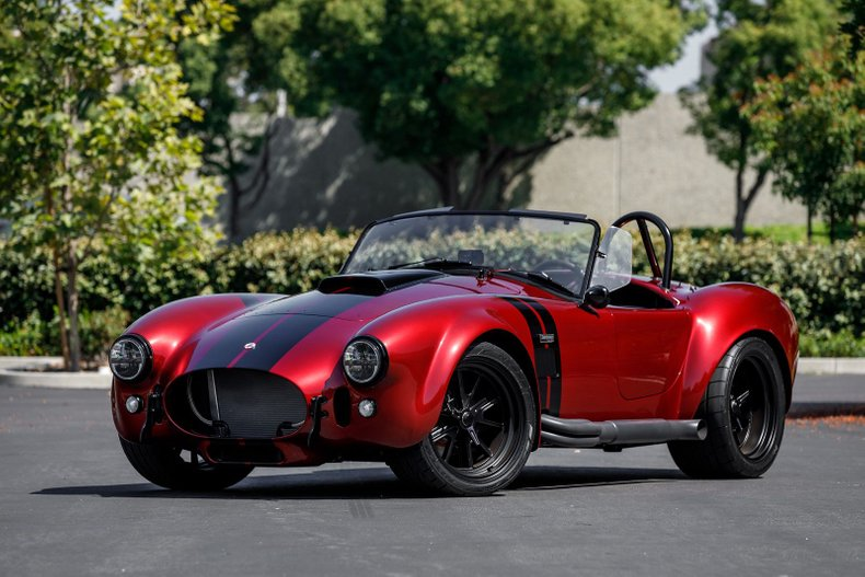 1965 Cobra Superformance MKIII 427SC Custom Series For Sale