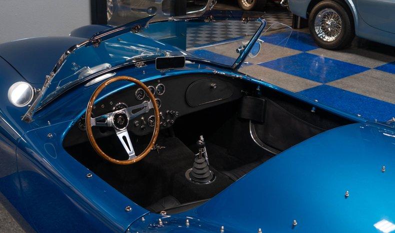 1962 Cobra Superformance MKII 289 Slab Side For Sale