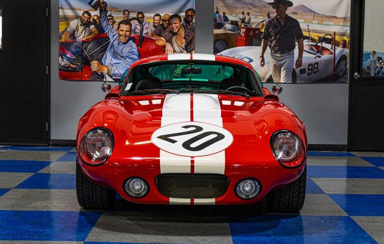 1964 Daytona Coupe Superformance Daytona Coupe