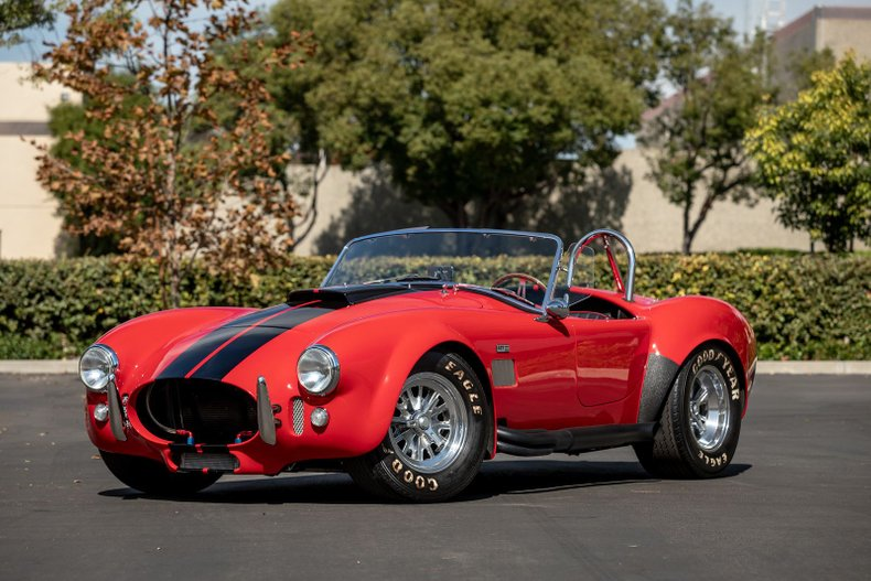1965 Cobra 427 S/C Superformance MKIII