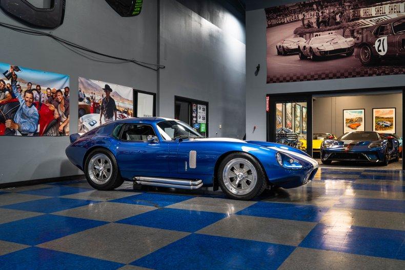 1965 Daytona Coupe Superformance Daytona Coupe