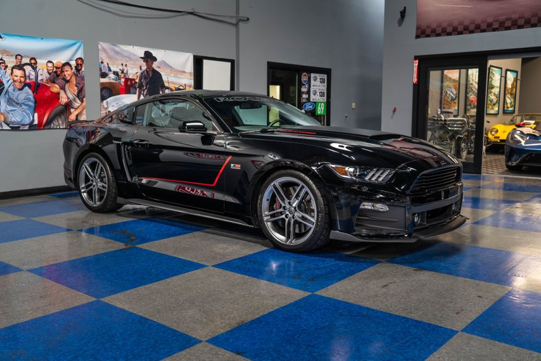 2016 Mustang Roush Stage 3