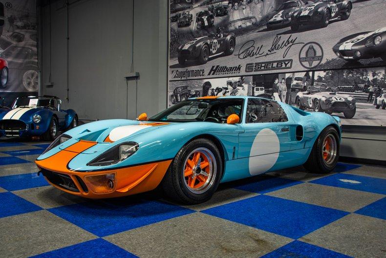1969 GT40 MKI