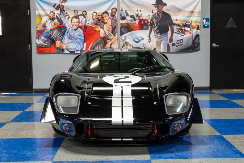 1966 GT40 MKII